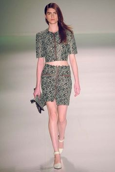 Iodice | Rio de Janeiro | Verão 2014 - Vogue | Fashion rio