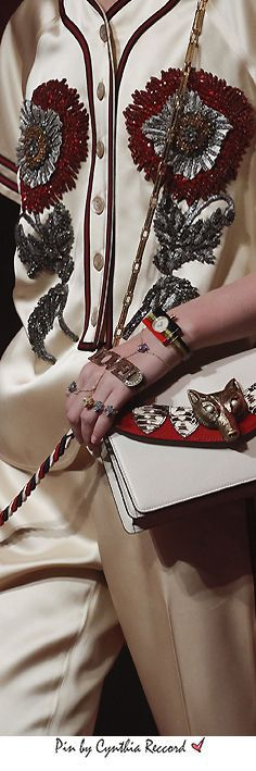 Gucci | SS 2017 RTW collection | cynthia reccord