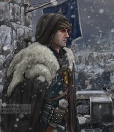 Temeria might not be on the map of the North much longer, but as long as men like Roche are around, there is a hope for its rebirth. ~Triss Merigold~ You can see the bigger version by hitting the D...