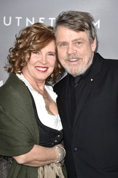 Mark Hamill Celebrates 40 Years of Marriage with Wife Marilou: ' Star Wars Icons, Star Wars Film, Mark Hamill Wife, Voice Acting, Luke Skywalker, Best Actor, American Actors, 40 Years, Actors & Actresses