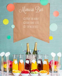 Who says you have to have an evening wedding? Afternoon weddings can save you money and be a fun change. Plus brunch is the best!
