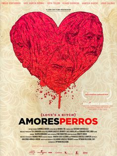 Amores Perros is definitely a must watch movie
