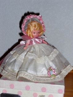 Nancy Ann Storybook Doll ~ #186 The Child Born on the Sabbath Day