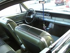1967 Ford Fairlane GT interior Ford Mustang Fastback, Ford Fairlane, Car Interiors, Cool Cars, Classic Cars, Mustangs, Corvette, Hot Wheels, Muscle Cars