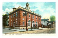 NEW LONDON CT Post Office