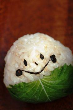 Japanese rice ball, Onigiri