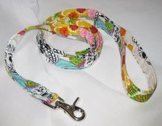 Custom Matching Dog Leash by FooFooFido on Etsy