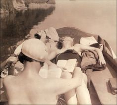 ( Jacques Henri Lartigue)