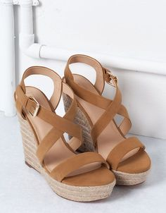 f9edb821e33 All - Woman - Shoes - Bershka Croatia Wedge Sandals