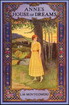 beautiful Anne's House of Dreams book cover