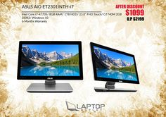 Wonderful Cheap laptop for sale and LCD monitors too!