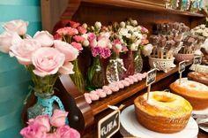 Palavras, Leva-as o Vento: Ideias de decoração dia das mães - chá da tarde