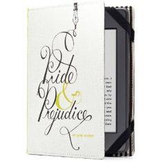 Kate Spade *Pride & Prejudice* Kindle Cover