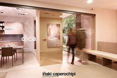 Reportaje en el showroom de Dica. © Inaki Caperochipi Photography