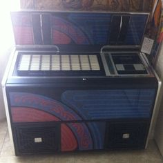 I always wanted a jukebox