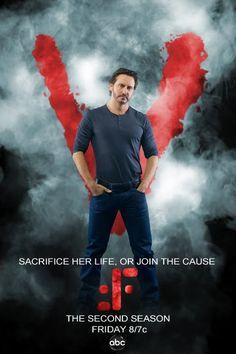 Kyle Hobbes (Charles Mesure) poster promo