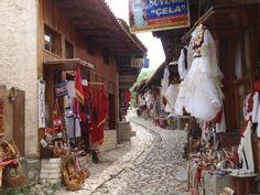 Old Kruja, Albania