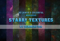 Starry textures by zummerfish.deviantart.com on @deviantART