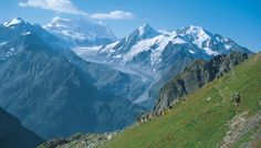 Haute Route! France-Switzerland.