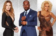 dancing with the stars season 22 | Dancing With the Stars Season 22 Cast: Mischa Barton, Kim Fields and ...