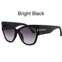 Fashion Cat Eye Sunglasses for Women/Brand Designer Gradient with Oversized Frame Luxury & Buffalo Horn for Parties