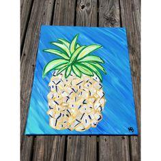 gilded pineapple -Mary Beth Kidd
