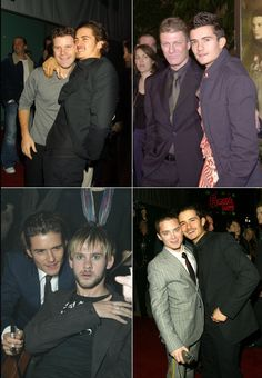 Oh my gosh! My two favorite men in the bottom left<3