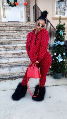 Best Baddie Outfits Part 4 Girls Fall Fashion, Fall Fashion 2016, Black Girl Fashion, Look Fashion, Autumn Fashion, Chill Outfits, Swag Outfits, Kids Outfits, Cute Outfits