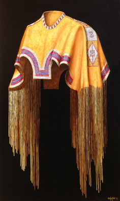 Traditional Apache Clothing