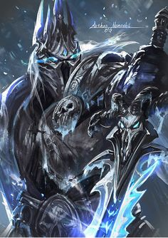 World of warcraft lich king ; world of warcraft lich könig ; world Warcraft Dota, Art Warcraft, World Of Warcraft 3, Warcraft Funny, Warcraft Heroes, Warcraft Characters, Fantasy Characters, Paladin, Necromancer