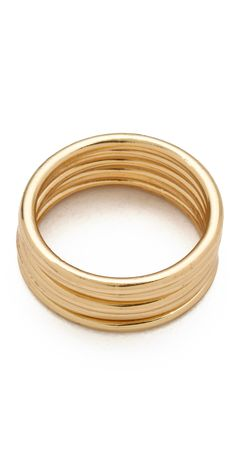 Jules Smith Edie Thin Stacking Rings   SHOPBOP