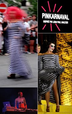 I lived and survived the Pinkarnaval festivities this past weekend. This year, the theme was Jean Paul Gaultier. Montreal, Jean Paul Gaultier, Dj, Model, Photos, Inspiration, Biblical Inspiration, Pictures
