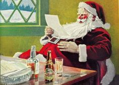santa claus chill out reading childrens letters