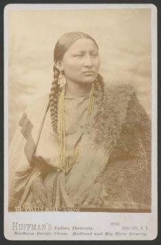 Pretty Nose - Northern Cheyenne - 1878