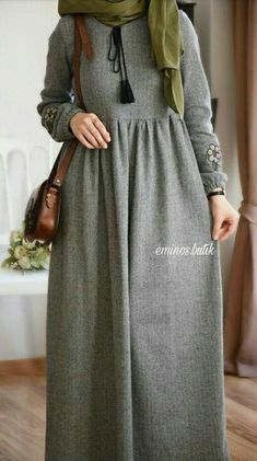 Hijab Style Dress, Modest Fashion Hijab, Modern Hijab Fashion, Hijab Fashion Inspiration, Abaya Fashion, Muslim Fashion, Fashion Outfits, Modele Hijab, Iranian Women Fashion