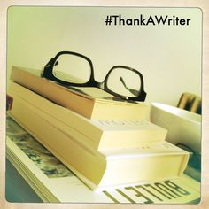 The Go Mighty crew is writing thank you notes to our favorite authors. Join in!