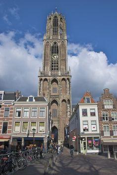Utrecht's Domtoren, Utrecht City, The Netherlands