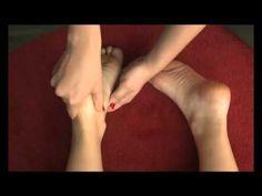masaje relajante pies - YouTube