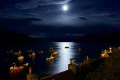 Portree Bay , Isle of Skye