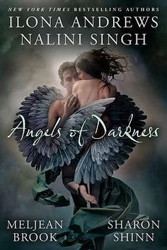 They soar through the night--unearthly creatures of legends and lore. Four masters of urban fantasy and paranormal romance explore the rapture of the heavens above and the darkness below, in four all-new stories of angels and guardians.