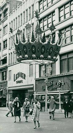 1963 Downtown Kansas City, Missouri