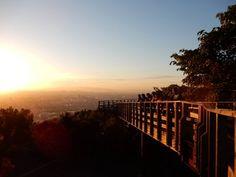 Monte Ikoma, con vistas a Nara y Osaka.
