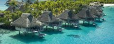 Hilton Hotels & Resorts - Bora Bora