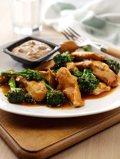 This was the winning recipe in the TeamTenderstem PT challenge 2014 created by Joe Wicks AKA The Body Coach. Enjoy this dish after a work out to refuel your body with goodness. Bodycoach Recipes, Joe Wicks Recipes, Clean Eating Recipes, Chicken Recipes, Healthy Eating, Healthy Recipes, Healthy Food, Eating Lean, Garlic Recipes
