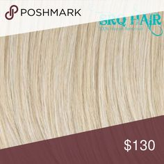 Ice Blonde Tape-In Extensions Human Hair Color #60. 100% Remy Human Hair. 2.5 grams of hair per piece. 20 pieces per package. Hair is reusable and lasts on average 6 months to 1 year depending on maintenance. Need a specific color that you don't see listed, just comment what you need. For fine hair I recommend 1-2 packages. For medium thickness I recommend 2-4 packages and for very thick hair I recommend 4-6 packages. 💁🏼 Special pricing available for hairstylists. SRQ HAIR Accessories