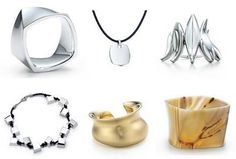 Frank Gehry Jewelry   ... Farfallina.net: Architect Frank Gehry Designs Jewelry for Tiffany & Co