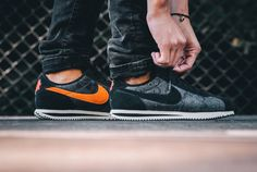 Nike Cortez QS Day of the Dead