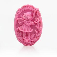 Fairy Soap Mold Mould Silicone Flexible Mold Silica Mold Lovely Girl