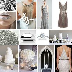Un elemento clave dentro de la decoración en ésta inspiración que recomienda SZ Eventos es combinar con flores blancas que generarán un ambiente lleno de luz y elegancia. www.szeventos.com soizic@szeventos.com