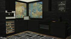 3t4 Hinji Kitchen at MXIMS • Sims 4 Updates